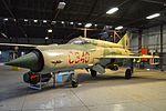 Mikoyan-Gurevich MiG-21bis 'C340' (22426293173).jpg