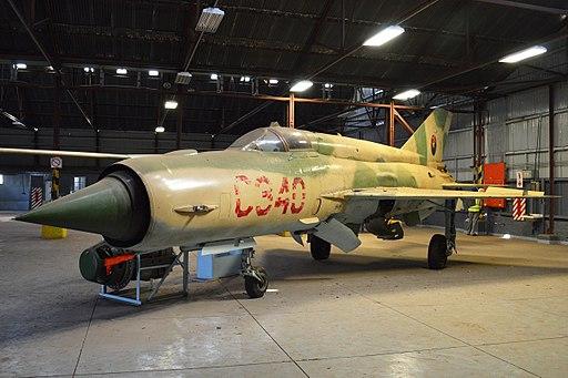 Mikoyan-Gurevich MiG-21bis 'C340' (22426293173)