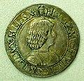 Milano, testone di gian galeazzo maria sforza, duca di milano, 1481-94.jpg