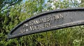 Millennium Milepost near Antrim - geograph.org.uk - 1313626.jpg