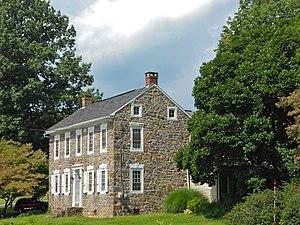 Oley, Pennsylvania - The Milloth House