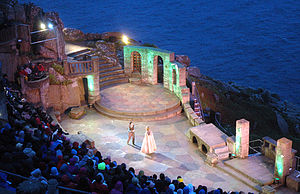Minack Theatre - A 2012 Shakespeare production