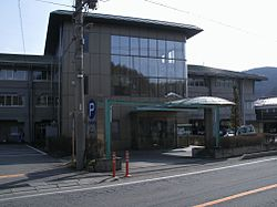 Minamimaki Village Hall