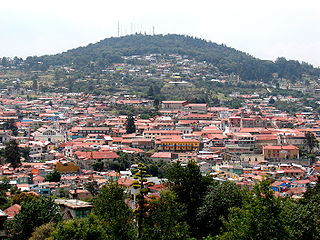 Mineral del Monte Municipality and town in Hidalgo, Mexico