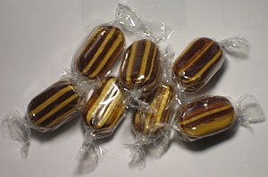 Humbug (sweet) - Mint humbugs