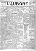 Mirbeau - À un prolétaire, paru dans L'Aurore, 08 août 1898.djvu