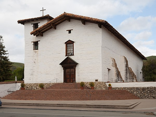 Mission san jos california wikiwand mission san jos as it appeared in april of 2011 malvernweather Choice Image