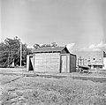 Missouri-Kansas-Texas, Outhouse at West, Texas (16908249031).jpg