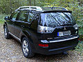 Mitsubishi Outlander (CW0) Europe rear.jpg