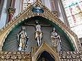 Mochenwangen Pfarrkirche Hochaltar Gesprenge.jpg