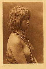 EDWARD SHERIFF CURTIS LE PHOTOGRAPHE DES AMÉRINDIENS 159px-Mohave_-_Judith