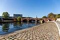 Moltkebrücke und Kanzleramt, Berlin, 160505, ako.jpg
