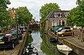 Monnickendam - St.Jacobsbrug - View NNE along Het Zand.jpg
