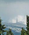 Mont Ventoux vue des Baux (Bédoin).jpg
