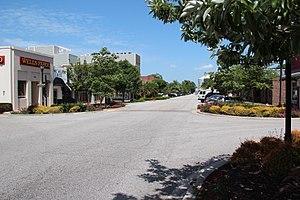 North Charleston, South Carolina - Montague Avenue