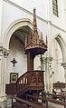 Montbeton Tarn-et-Garonne - Église Notre-Dame-de-l'Assomption - La chaire.jpg