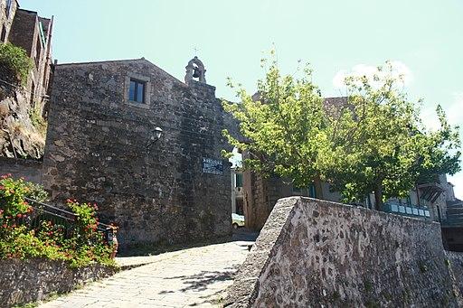 Cappella e Porta di Sant'Elena