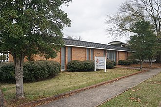 Alabama Democratic Party - Alabama Democratic Party State Headquarters in Montgomery in 2018