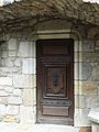 Montpeyroux (63) porche porte.JPG