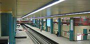 Montreal's McGill Metro Station.