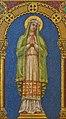 Mosaico Santa Rosa de Lima, Catedral de Lima, 2017-03-01.jpg