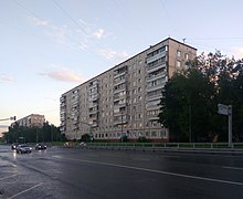 Moscow Mozhaysky District Vitebskaja ulitsa 8 k1 (36405163586).jpg