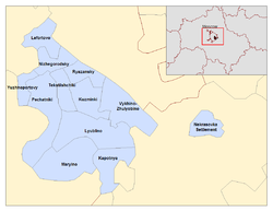 Moscow South Eastern Okrug districts.png