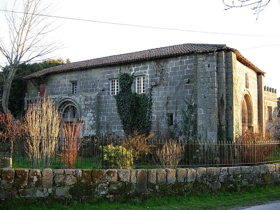 Mosteiro de San Paio de Boveda 3