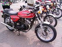 Moto Morini brak in de jaren zeventig door met lichte en snelle V-twins, zoals deze 3½
