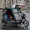 Motorized tricycle, Soriano Avenue, 2018 (03).jpg