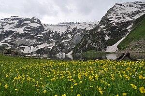 Kashmiri Pandit - Mount Harmukh