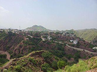 Saleh Khana - Mount Pakka