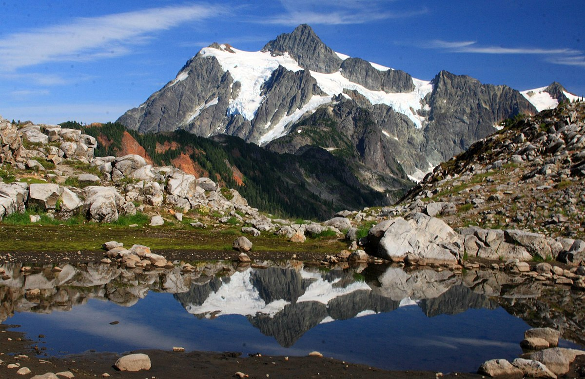 North Cascades Wikipedia - Mountain ranges of the united states