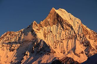 Gandaki Pradesh - Image: Mt. Macchapucchhere (31)