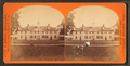 Mt. Vernon mansion, west, or original front, by N. G. Johnson.png