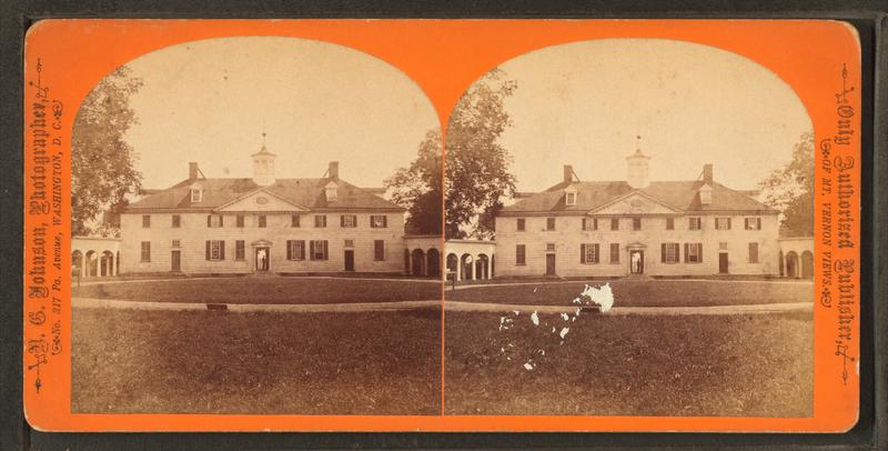 File:Mt. Vernon mansion, west, or original front, by N. G. Johnson.png