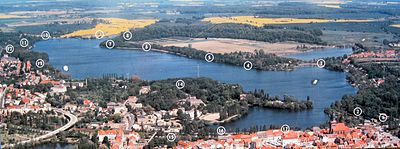Overview of the Tiefwarensee Ice Age Trail Mueritzeiszeitpfad01.jpg