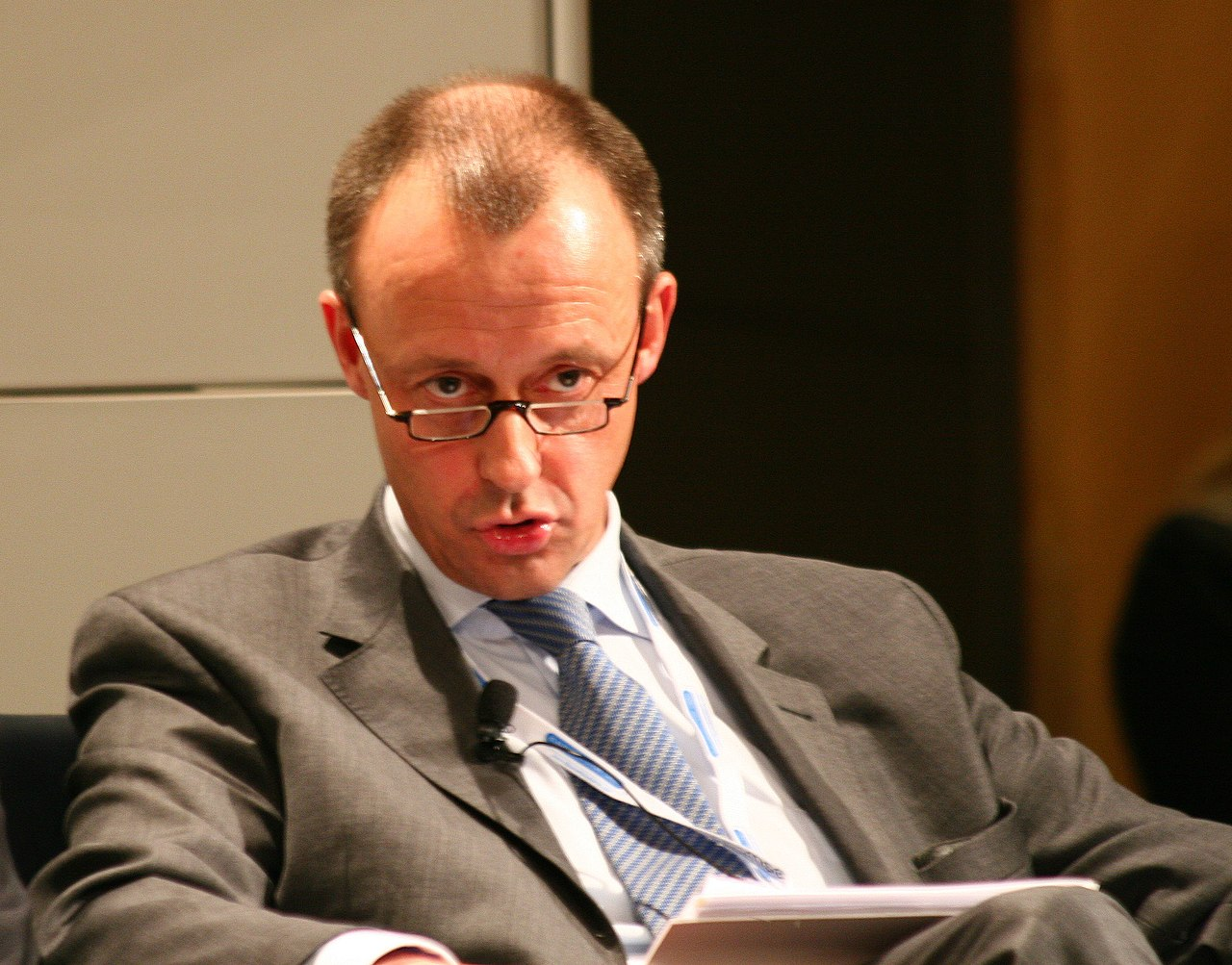 Munich Security Conference 2010 - dett merz 0002.jpg
