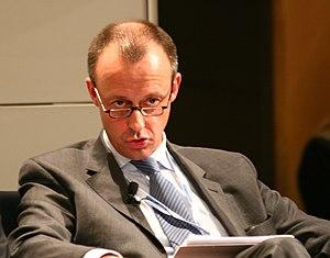 Atlantik-Brücke - 46th Munich Security Conference 2010: Friedrich Merz, Chairman Atlantik Brücke e.V.