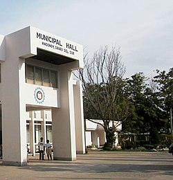 Municipal hall of Hagonoy, Davao del Sur.jpg