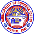 Municipality of Cordova Official Seal.png