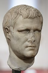 Portrait de Vipsanius Agrippa Ra 336
