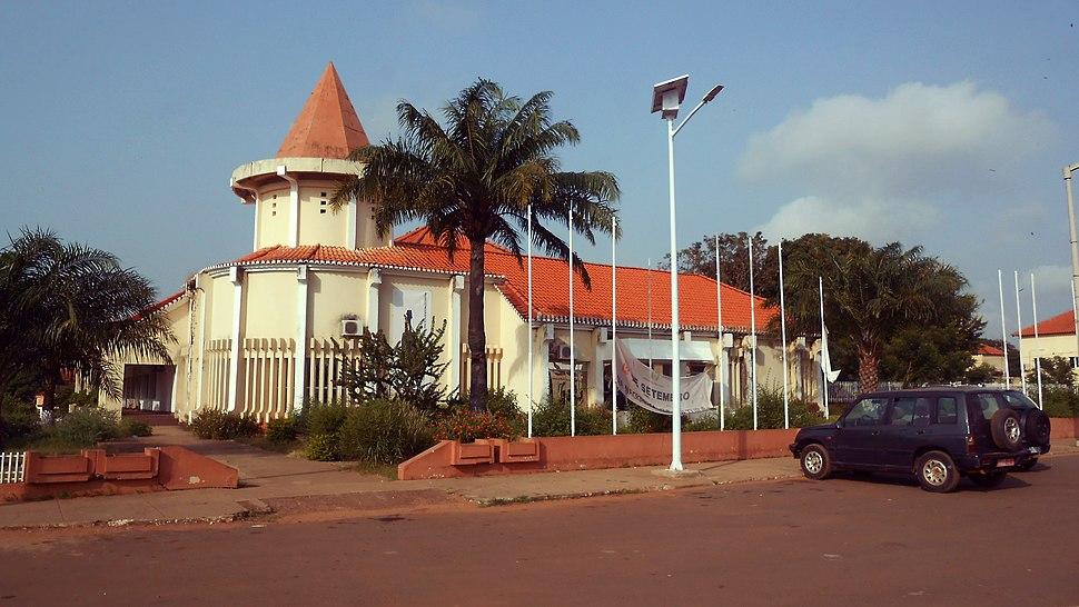 Museu Etnográfico Nacional, Bissau