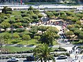 Music Concourse from Hamon Tower 3.JPG