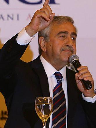 Northern Cyprus - Mustafa Akıncı President