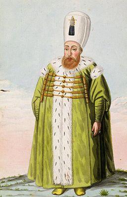 Mustafa I by John Young