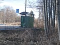 Muuga Bus Stop Muuga tee Muuga Viimsi vald 16 February 2016.jpg