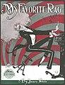 My Favorite Rag by James White - cover by Grim Natwick.jpg