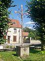 Néry (60), calvaire, hameau de Verrines.jpg
