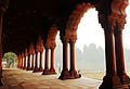 N-DL-18 Pillar-Perspective-at-Diwan-i-Am Red Fort.jpg